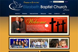 Web Development Elizabeth Baptist Church
