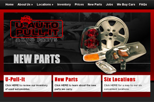Web Design U-Auto-Pull-It
