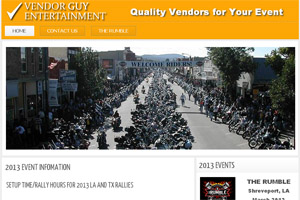 Website Development Vendor Guy Entertainment